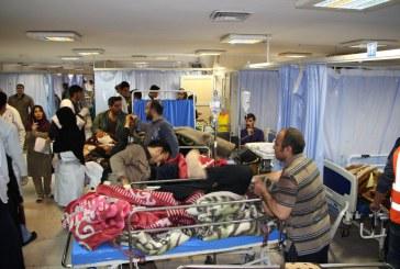 شلوغی اورژانسها و وضعیت تختهای بیمارستانی